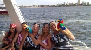 Swan river hens cruises